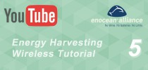 Energy Harvesting Wireless Tutorial 5: Using and Configuring of EnOcean TCM 300 Firmware